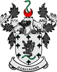 O'GALLAGHER Coat of Arms