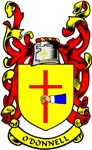 O'DONNELL Coat of Arms
