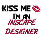 Kiss Me I'm a INSCAPE DESIGNER