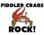 Fiddler Crabs Rock!