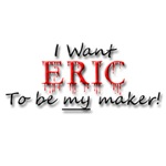 Eric is my maker