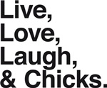 love and chicks