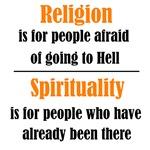 Religion - Spirituality
