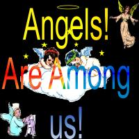 Angels are Among us!