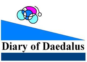 Diary of Daedelus Logo