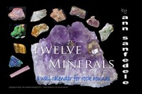 Twelve Minerals Calendar