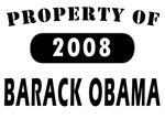 Property of Obama 08 T-shirts