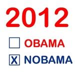 Nobama 2012 Election