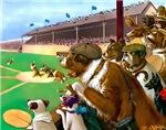 BASEBALL DOGS