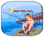 FATHER'S DAY T-shirts & Gifts: FISHING