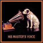 VINTAGE DOG ART: RCA DOG