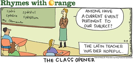 The Class Opener