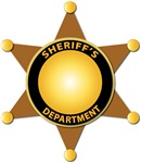 Sheriff's Department Badge