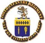 COA - Infantry - 109th Infantry Regiment