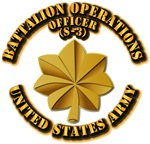 Army - Battalion Operations Officer (S-3)