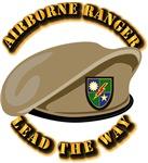 Airborne Ranger - w Beret