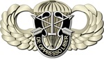 Airborne - Special Forces DUI