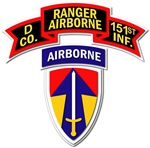 D Co - 151st Infantry  (Ranger) - 2nd Field Force