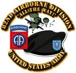 82nd Airborne Div - Beret - Mass Tac