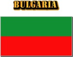 Bulgaria Flag w Txt