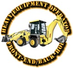 Heavy Equipment Operator - Front End/Backhoe