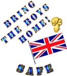 Bring the Boys Home Safe - UK