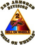 Army - Division - 2nd Armored