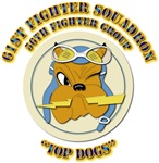 61st Fighter Squadron, 56th Fighter Group