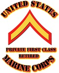 USMC - Private First Class - Retired