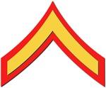 USMC - Private First Class