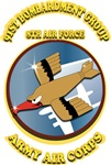 91ST BOMBARDMENT GROUP