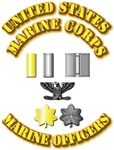 USMC - Marine Officers