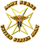 Army - Army Nurse Badge