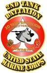 USMC - 2nd Tank Battalion