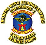 USMC - Marine Wing Headquarters Squadron - 1