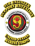 USMC - 9th Engineer Support Battalion