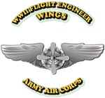 WWII Flight Engineer Wings
