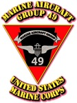 USMC - Marine Aircraft Group  49