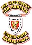 USMC - 1st Battalion - 7th Marines