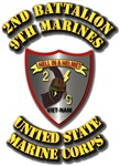 USMC - 2nd Battalion - 9th Marines