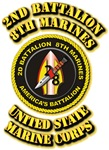 USMC - 2nd Battalion - 8th Marines