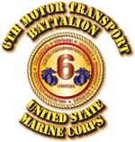 USMC - 6th Motor Transport Battalion