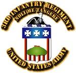 COA - 3rd Infantry Regiment