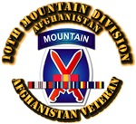 rmy - 10th Mountain Div w Afghan SVC Ribbons