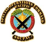 Army - SOF - DUI - SOCPAC