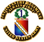 COA - 1st Infantry Regiment