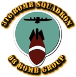 AAC - 316th Bomb Squadron,88th Bomb Group