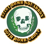 AAC - 321st Bomb Squadron - 90th Bomb Group
