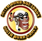 AAC - 367th Bomb Squadron, 306th Bomb Group