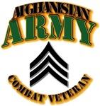 ARMY - SGT - Afghanistan - Combat Veteran